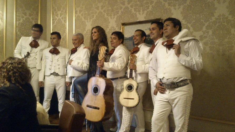 Casament de Rafael Amargo amb Silvia Calvet