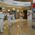 Semblanza en el Swiss Hotel de Ankara