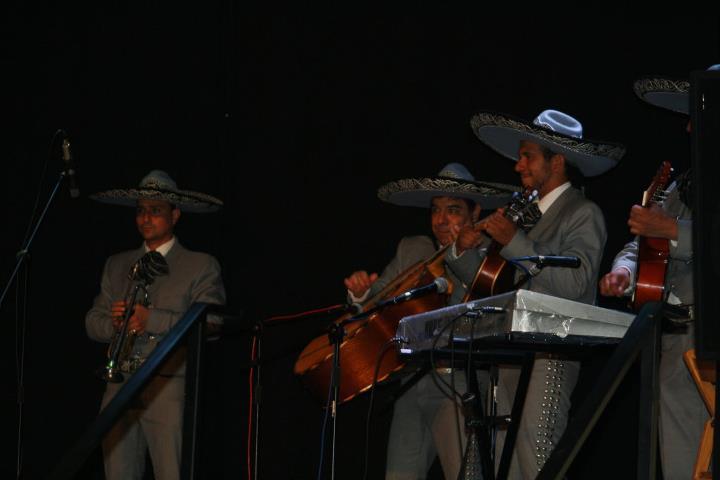 Rancheras premier concert en Catalan