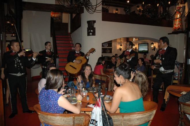 Actuaciones musicales para restaurantes