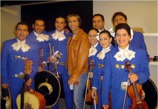 Hommage à Alejandro Fernandez au chanel 4