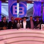 En la televisión de líbano
