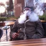 fumando argile f